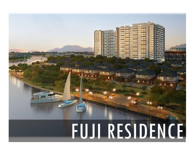 Fuji Residence được phát triển bởi Nam Long và 2 nhà đầu tư Nhật Bản